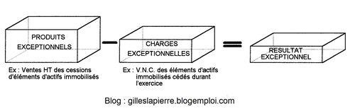 Résultat exceptionnel - Gilles LAPIERRE