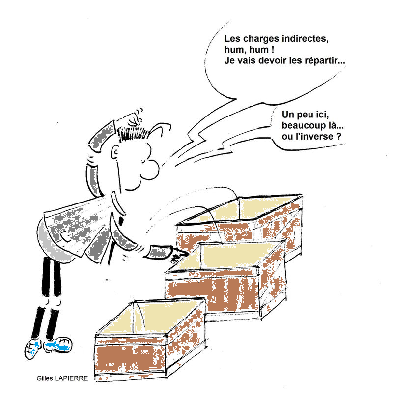 Charges indirectes - Gilles LAPIERRE
