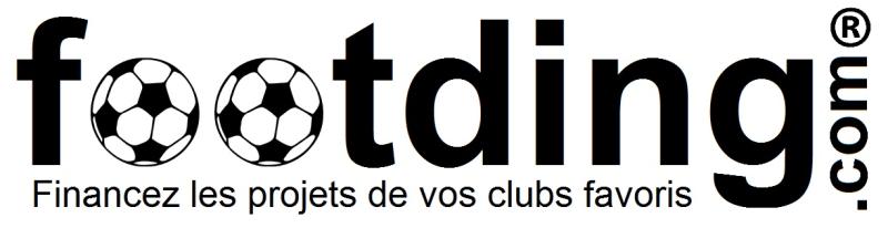 Logo footding officiel blanc