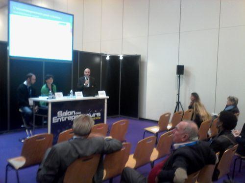 Salon des Entrepreneurs - Marseille 15 octobre 2015