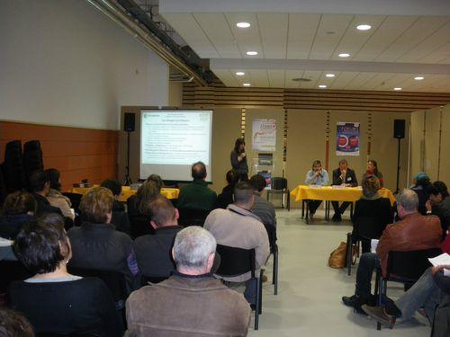 Forum création entreprise - Aubenas 14 novembre 2012